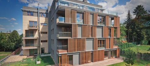 Qarta Architektura - Villa Charles